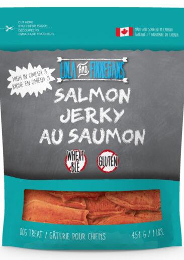 Lola & Finnegan's Gourmet Salmon Jerky